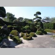 Chiran in Kyushu. An absolute fabulous karesansui garden.