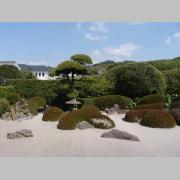 Hirayama Katsumi samurai garden - Chiran in Kyushu